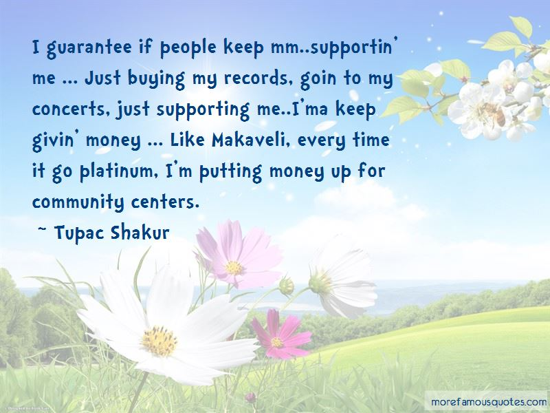 Makaveli Quotes