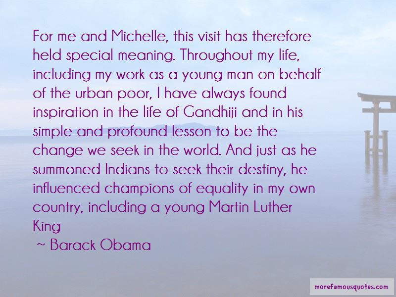 Michelle Held Quotes
