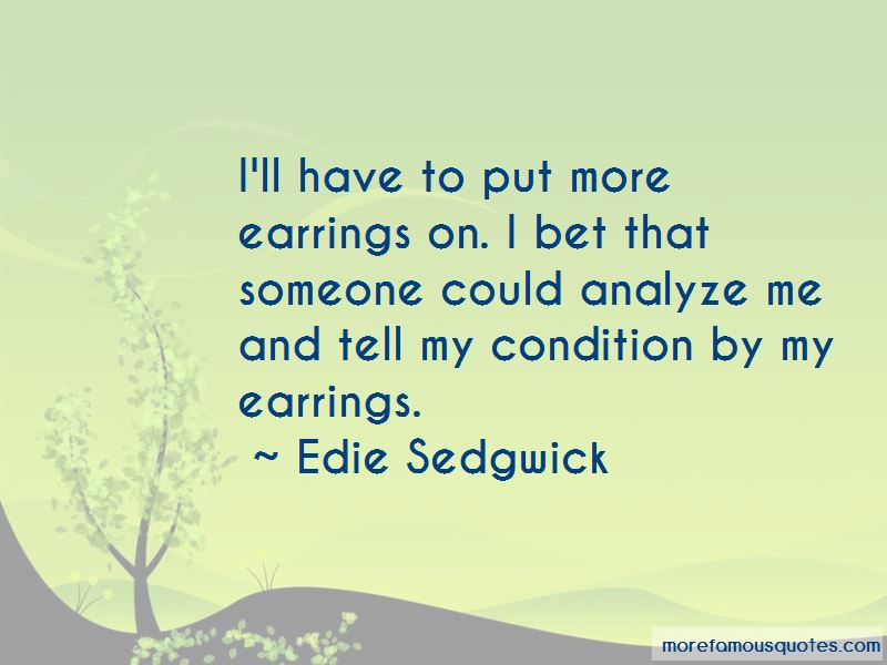 My Condition Quotes