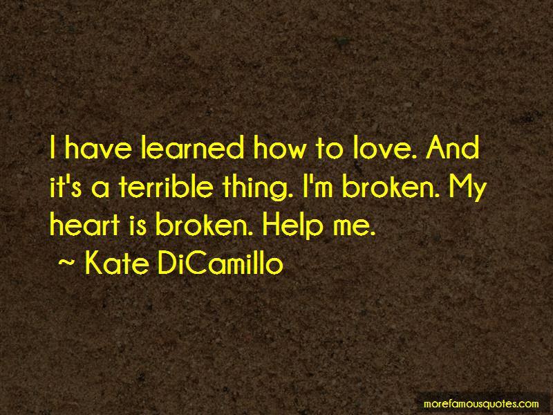 My Heart Is Broken Quotes Pictures 3