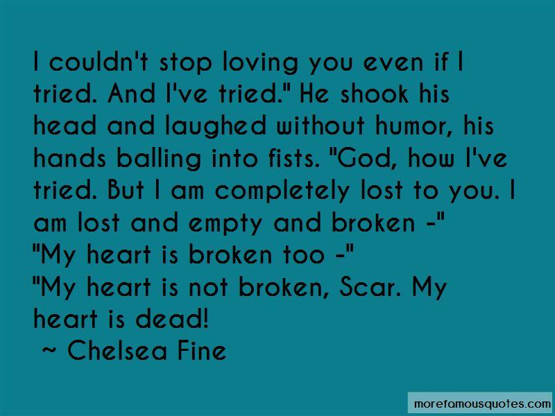 My Heart Is Broken Quotes Pictures 4