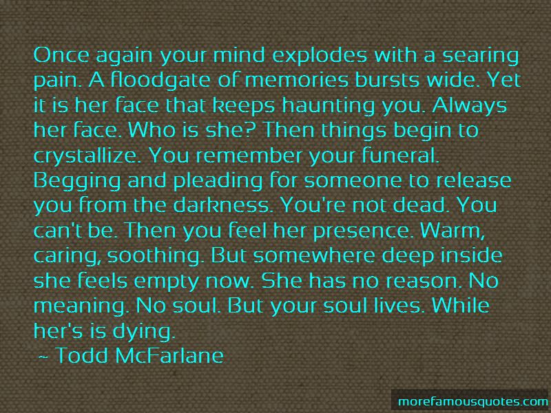My Soul Feels Empty Quotes