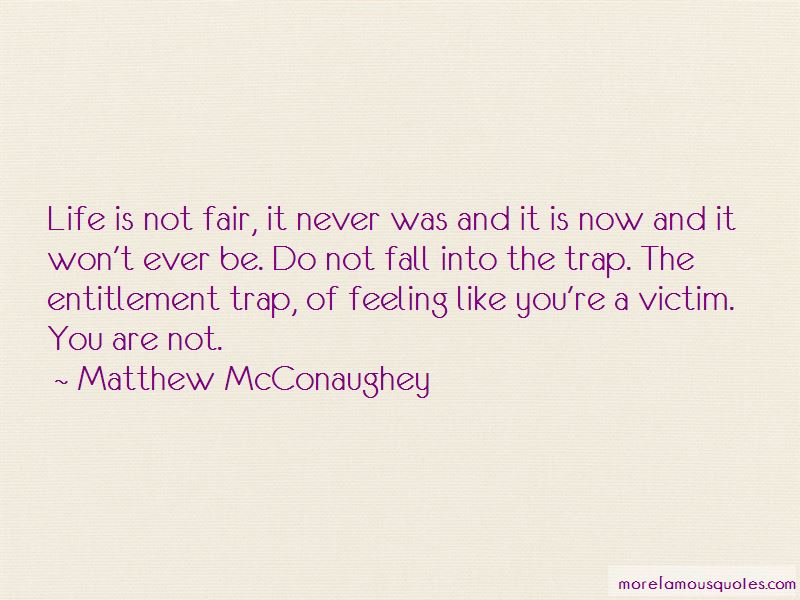 Never Fall Victim Quotes Pictures 2