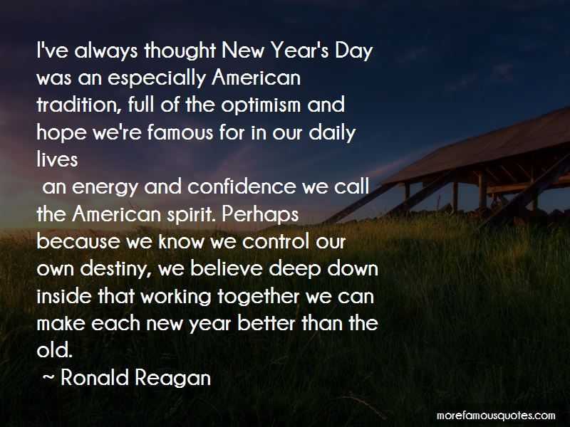 New Year Tradition Quotes