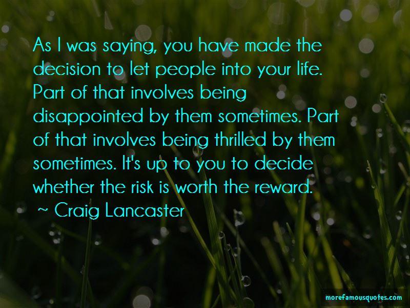 No Risk No Reward Quotes Pictures 4