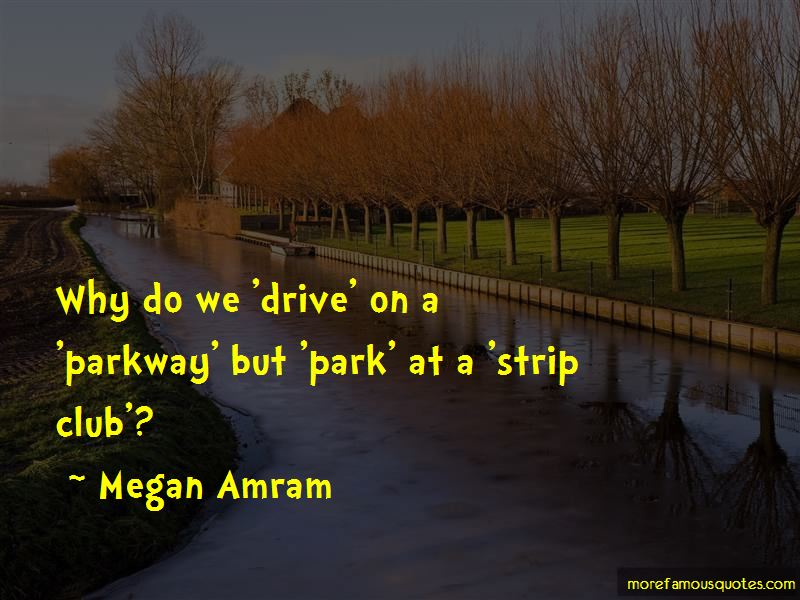 Parkway Quotes