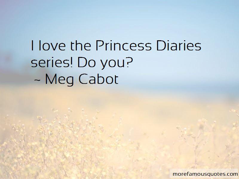 Princess Diaries Love Quotes