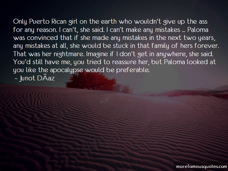 Puerto Rican Girl Quotes