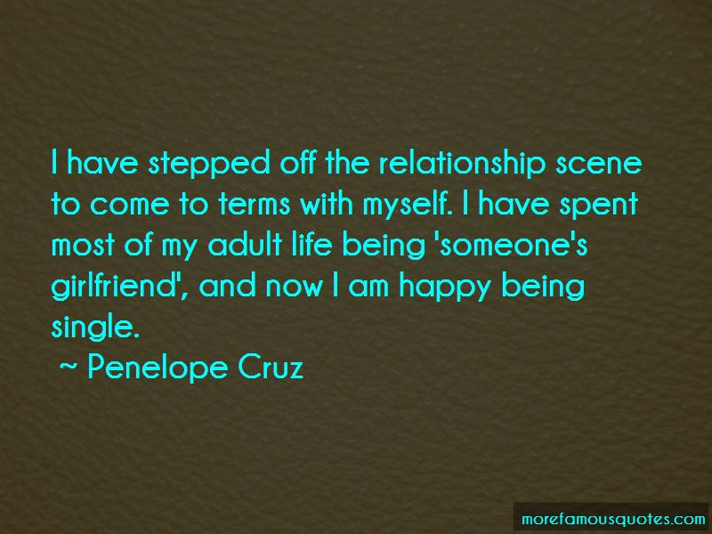 Quotes About A Happy Life Being Single Top 5 A Happy Life Being