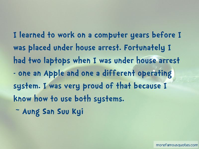 Quotes About Apple Laptops