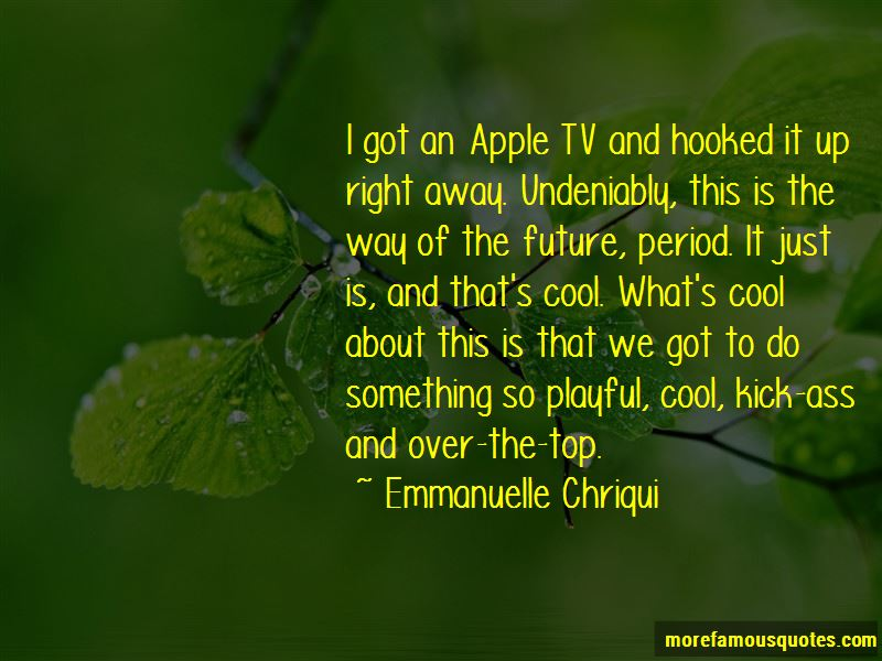 Quotes About Apple Tv