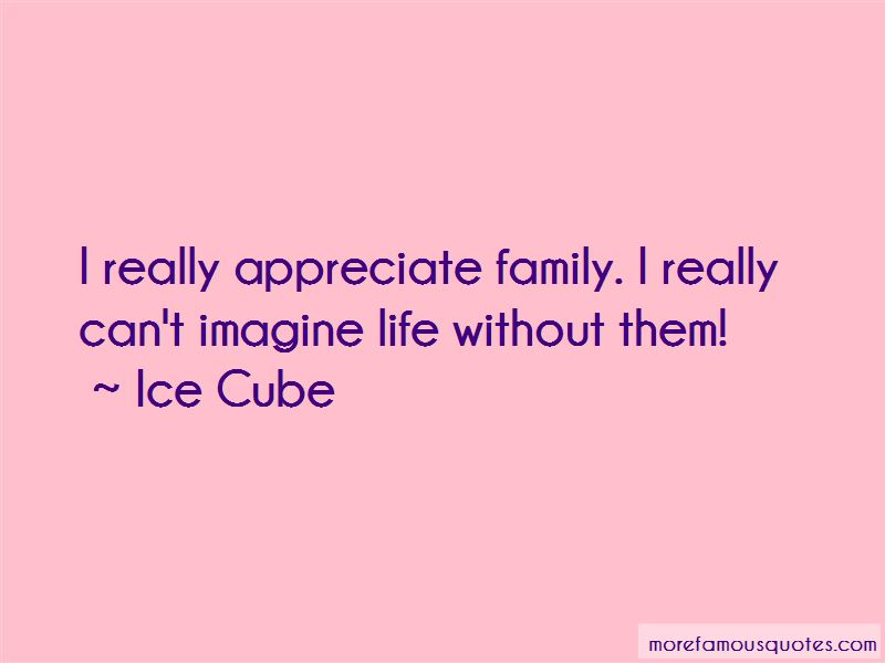 Quotes About Appreciate Family