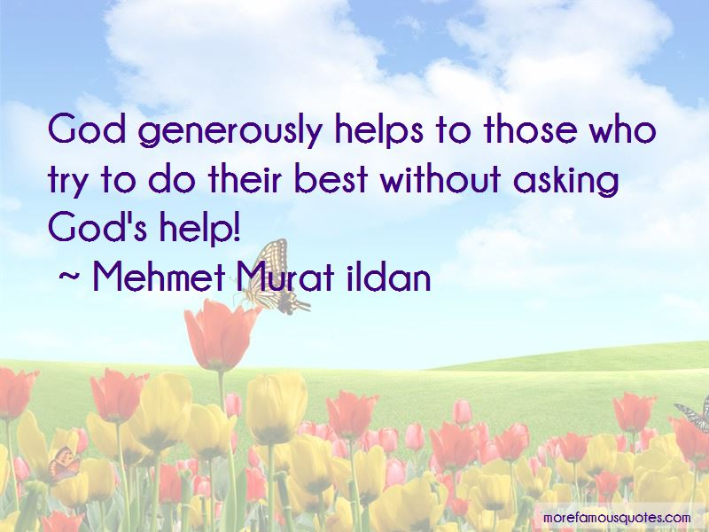 Quotes About Asking Help To God