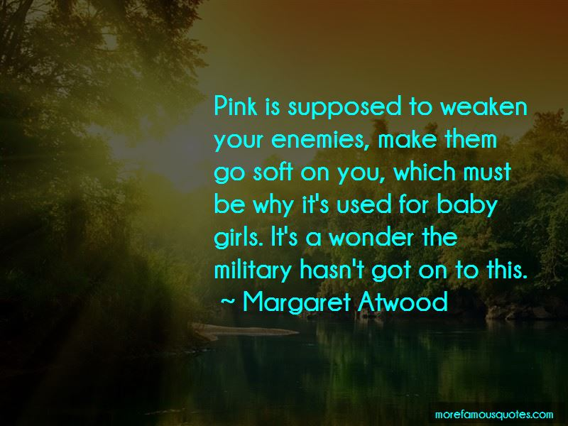 Quotes About Baby Pink