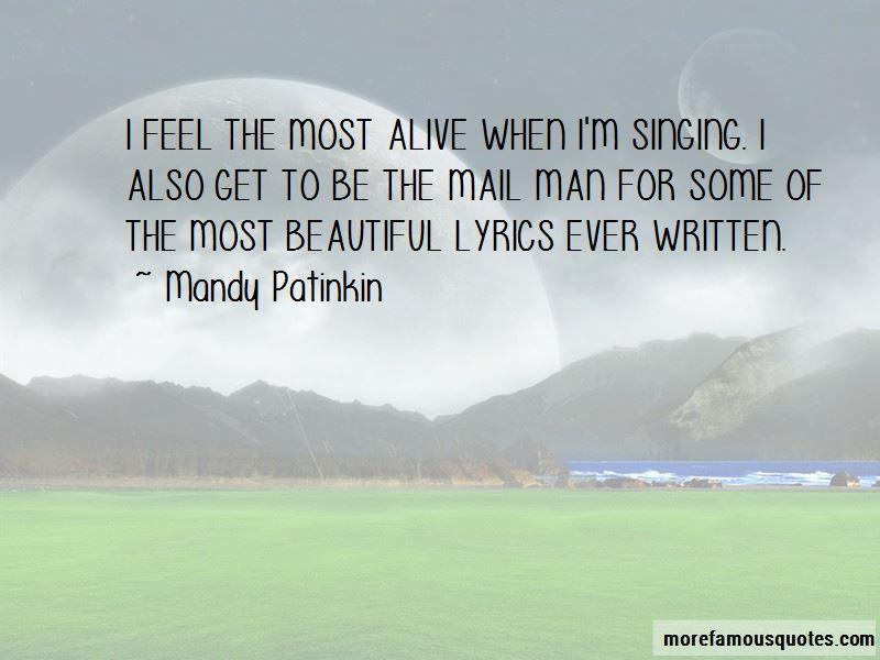 Quotes About Beautiful Lyrics