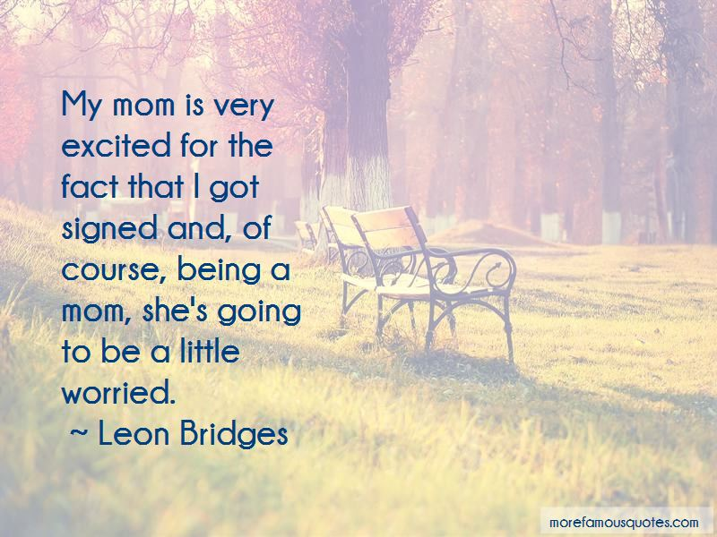 Being Excited To Be A Mom Quotes Pictures 2