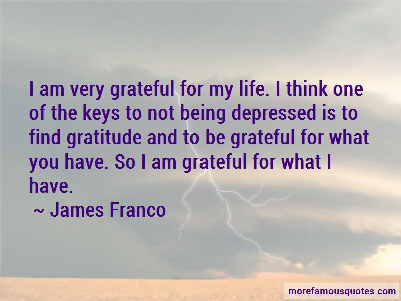 Quotes About Being Grateful For The Life You Have