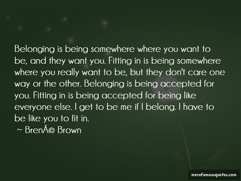 Quotes About Belonging In As You Like It