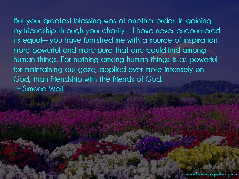 Blessing Of Friendship Quotes Pictures 2