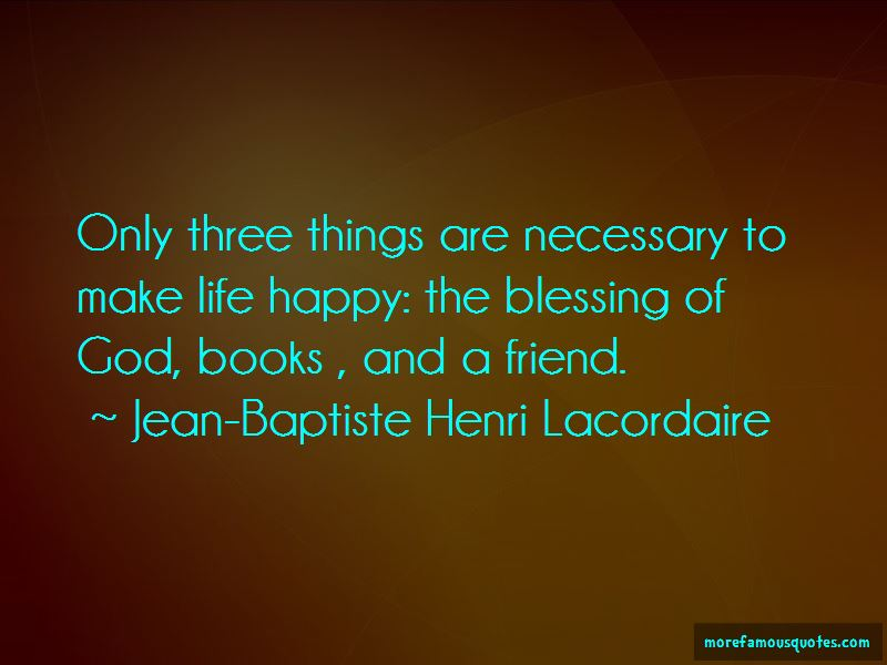 Quotes About Blessing Of God