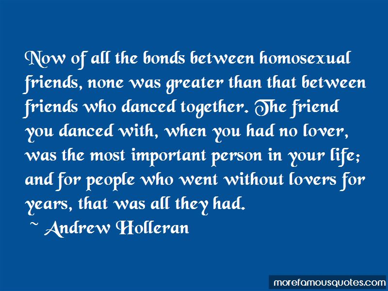 Quotes About Bonds Between Lovers