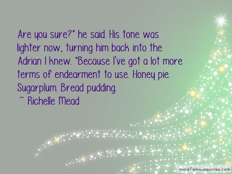 Quotes About Bread Pudding