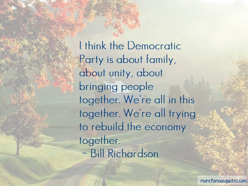 Quotes About Bringing Family Together