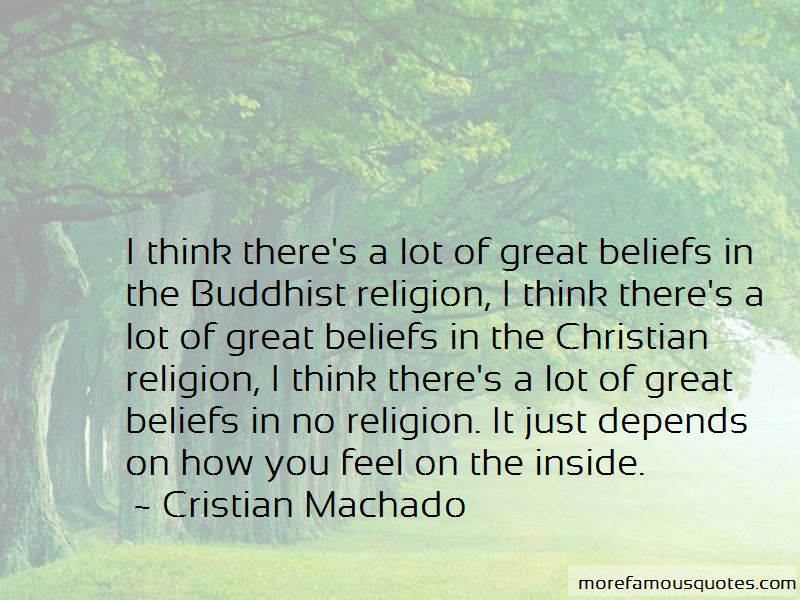 Quotes About Buddhist Religion