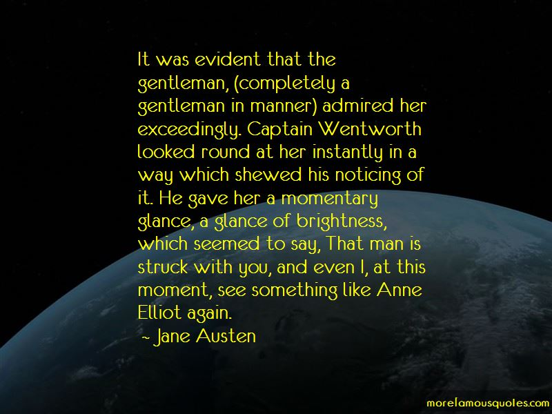 Quotes About Captain Wentworth
