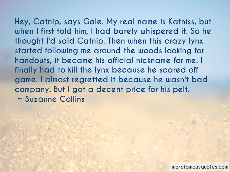 Quotes About Catnip