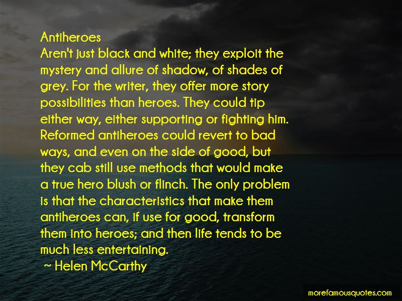 Quotes About Characteristics Of A Hero
