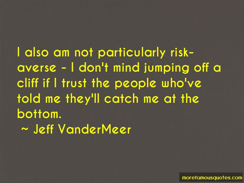 Cliff Jumping Quotes Pictures 2
