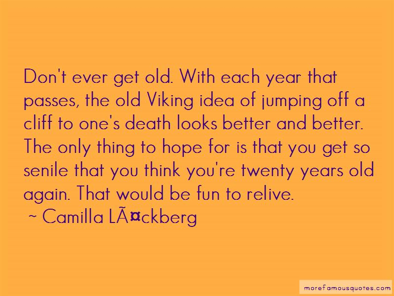 Cliff Jumping Quotes Pictures 4