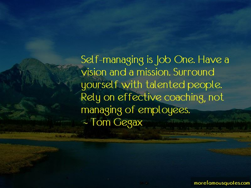 Quotes About Coaching Employees
