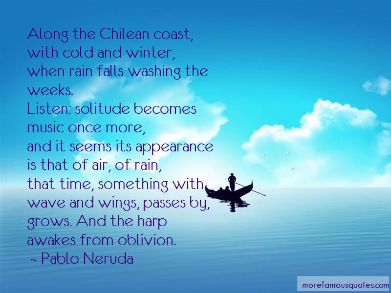 Quotes About Cold And Winter