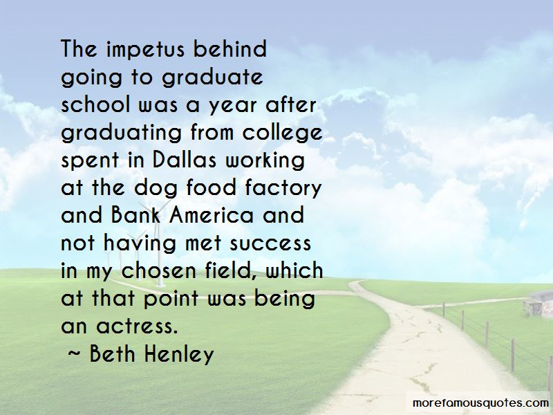 Quotes About College And Success