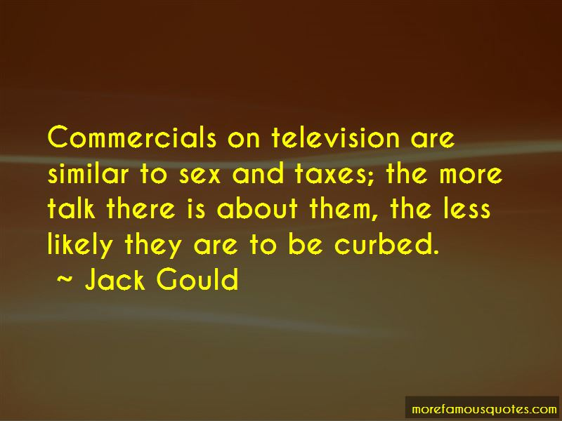 Quotes About Commercials On Television