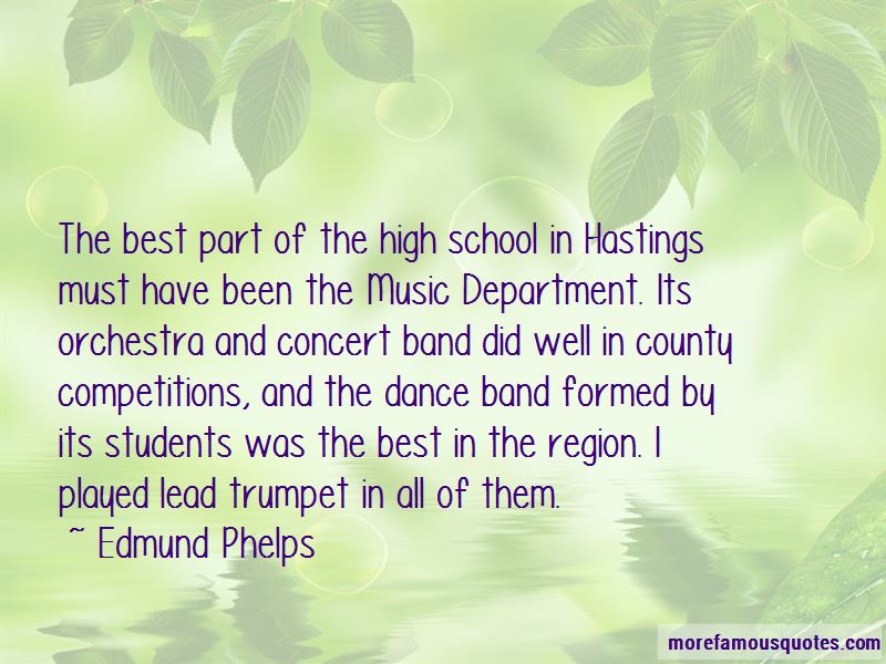 Quotes About Concert Band: top 25 Concert Band quotes from ...