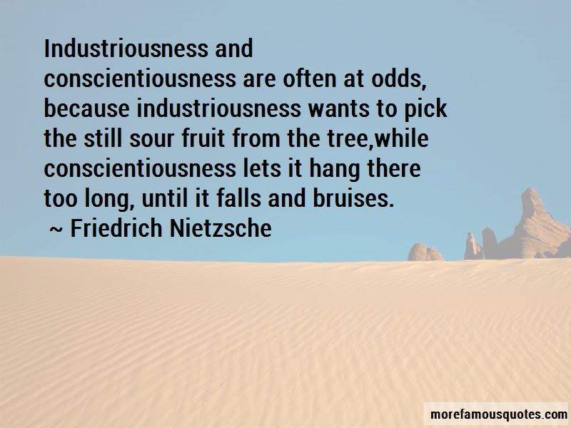 Conscientiousness Quotes Pictures 2
