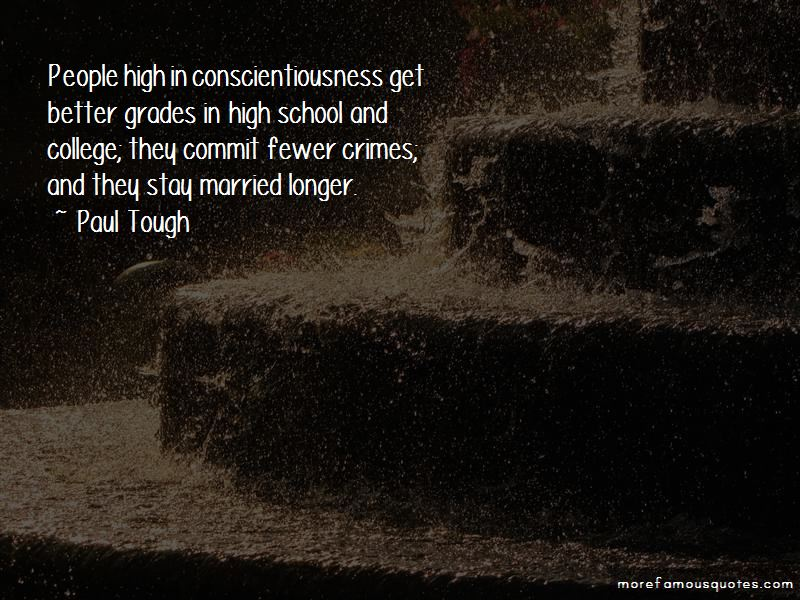 Conscientiousness Quotes Pictures 4