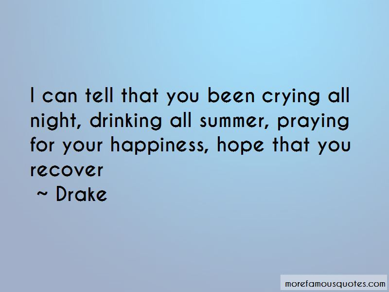 Quotes About Crying All Night