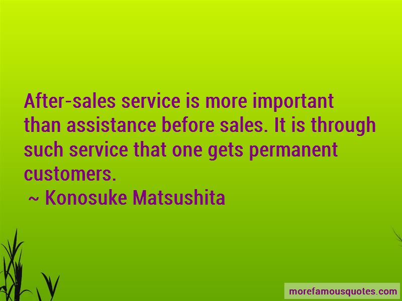 Quotes About Customers Service
