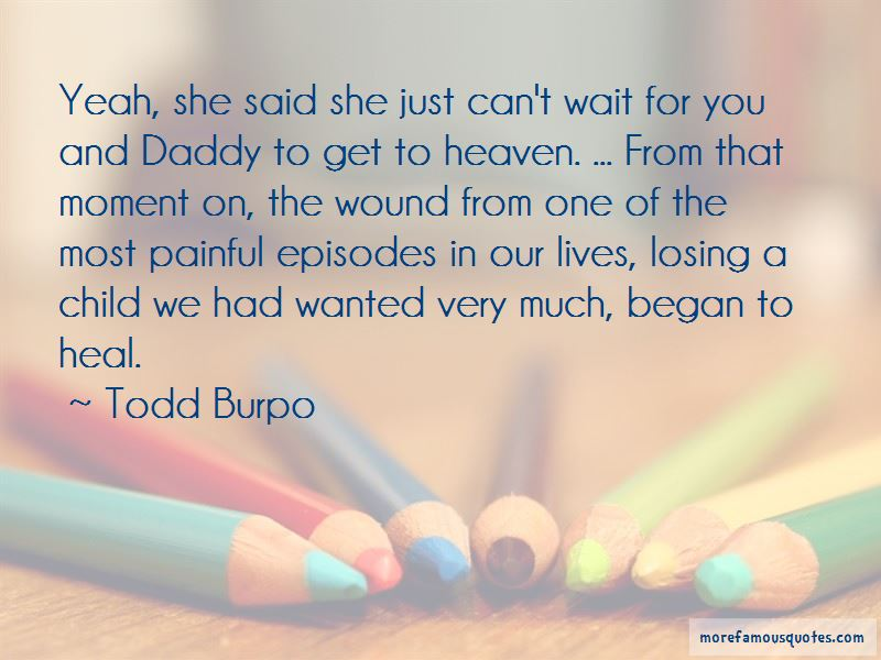 Quotes About Daddy In Heaven