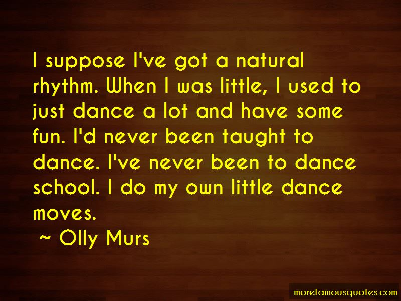 Dance Moves Quotes Pictures 3