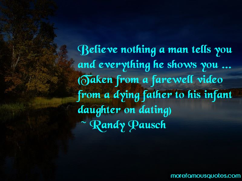 Dating My Daughter Quotes Pictures 2