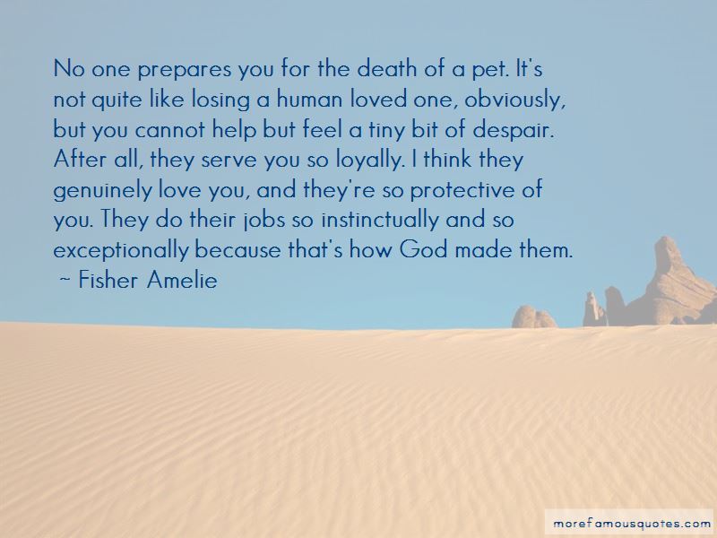 Quotes About Death Of A Pet