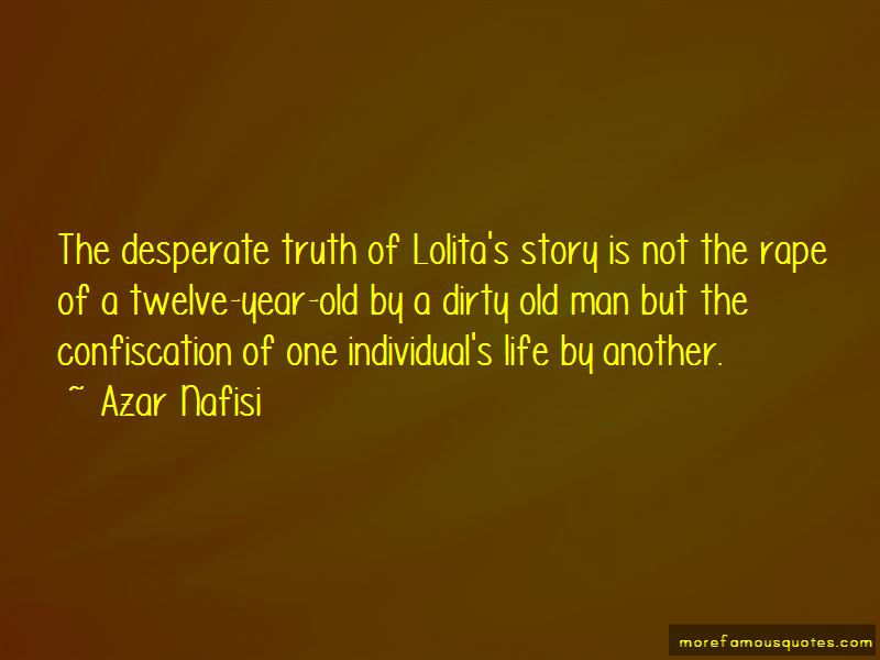 Quotes About Dirty Old Man