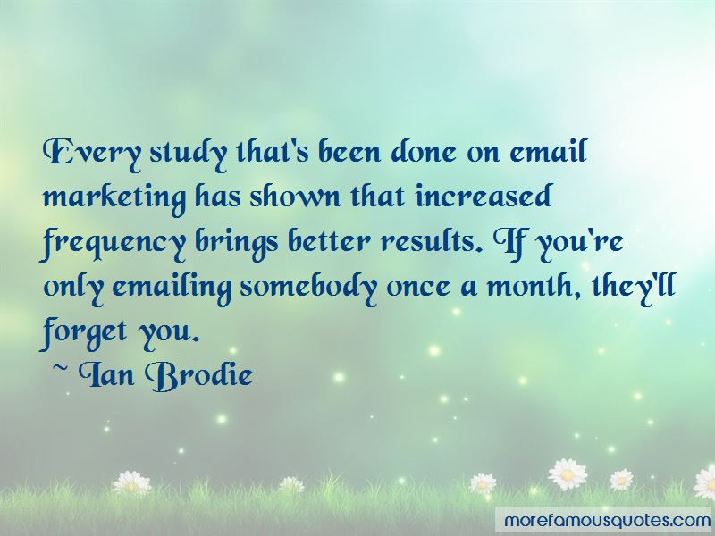 Quotes About Email Marketing