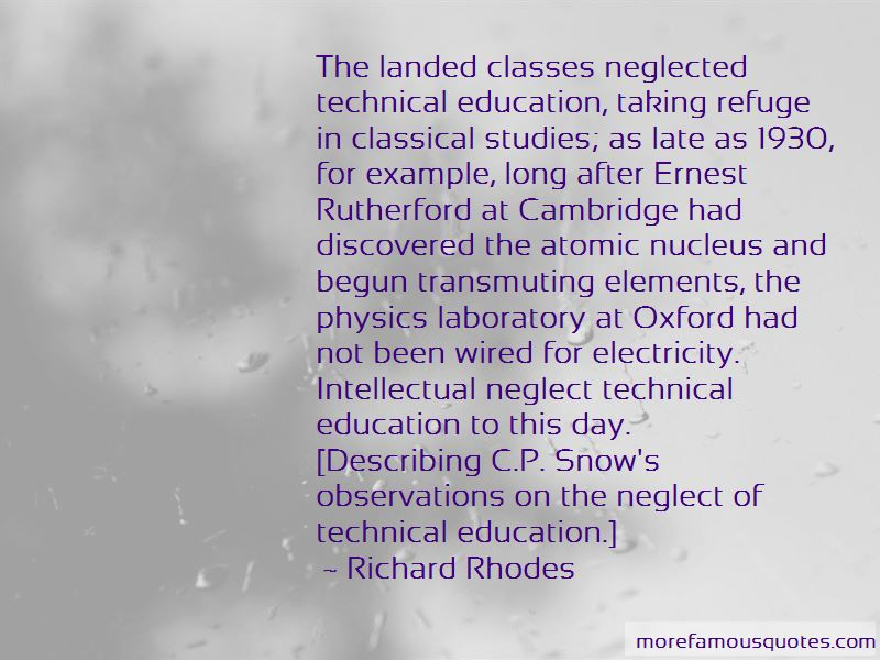 Quotes About Ernest Rutherford