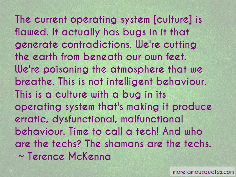 Quotes About Erratic Behaviour